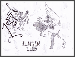 Hunger Gods by Incyray
