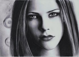 .: Avril Lavigne :. by akakaaykay