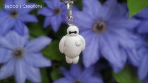 Another Baymax Charm by BeppasCreations