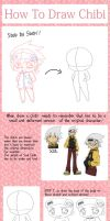 Tutorial :: How to draw chibi by u-sagi