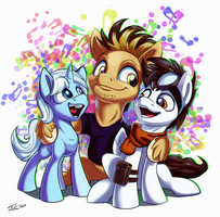 ColtFriends_Commission by Tsitra360