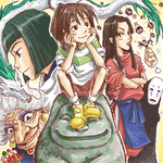 old stuff: spirited away by aki-akiko