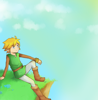 Link To The Past by Misaka-Chan