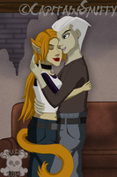 XM: You're All Mine, Kitten by CapitainSmiffy