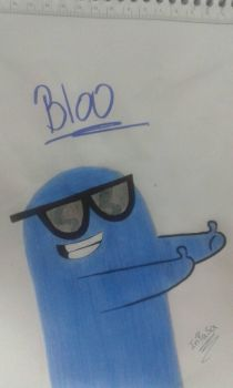 Bloo!! by InPaSa