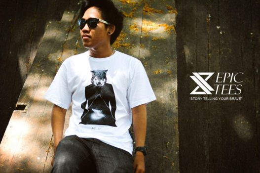 S/S Lookbook For Epic Tees 2 by rikzbali