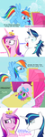 congrats Shining Armor, ur NOT the father by titanium-pony