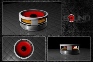 Cinema 4D speaker + download by MrAivariokas