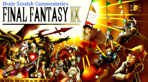 BSC Final Fantasy IX Thumbnail by MasterMRU