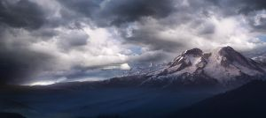 southern glow mattepainting by trainfender