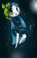 Meloetta Crystal Form - Aria by RequestFag