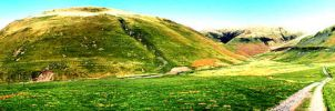 Panorama Dalveen Pass by printsILike