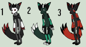 some creature adopts by necrovut