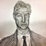 David Lynch by Cecixx19