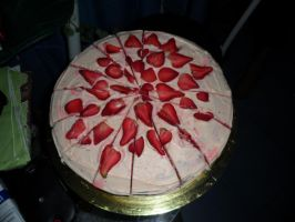 StrawberryCake by sercor