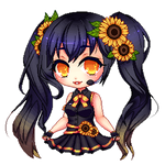 AT: Himawari Pixel by utautouya