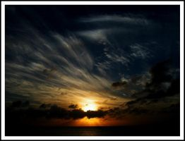cozumel_sunset by scallewag