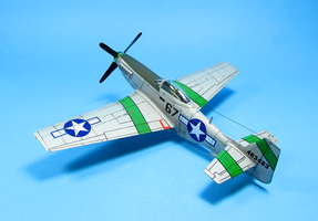 1/72 P-51D Mustang IV by Zero-Cannard