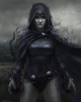 Raven by Dropdeadcoheed