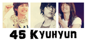 45 Kyuhyun Icons by ohmyjongwoon