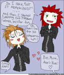 Axelisms by ThisIsKINGDOMHEARTS