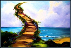 StairWay to Heaven by GlamourXcore