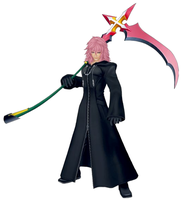 Pink Haired Marluxia by Bowser-The-Second