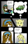 The Tribe Page 3 by ArchaicMosaic
