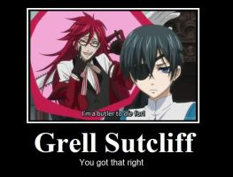 Grell Sutcliff funny Pic by Jennuitte