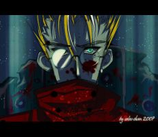 Vash Trigun by Seles-chan