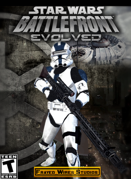 Star Wars Battlefront II Evolved -Wulfman by 411Remnant