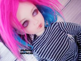 Addeline new face up by MOGGGET