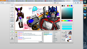 Iscribble 1 by coolkidirony