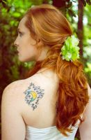 She Had Flowers In Her Hair by MordsithCara