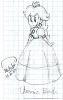 Classic Peach by Dino-drawer