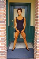 Femininity and Muscles 4 by candhphotography