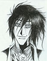 The greatest Hellsing weapon. by Lythael