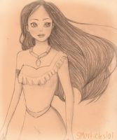 .:Pocahontas:. by smarticles101