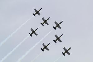 Breitling Jet Team by james147741