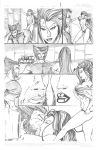Wolverine and Psylocke pg1 by CLAY-PATTERSON