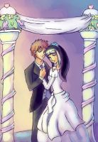 GaaraxHinata - Wedding by CrystallineEssence