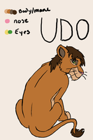 Udo by h-moss