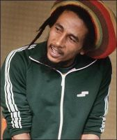 Bob Marley by danluxe