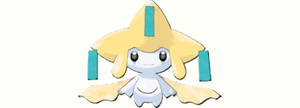 The Wish Pokemon: Jirachi by scriptureofthescribe