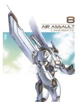 AIR assault_ 8 _MECHA JAM by Santolouco