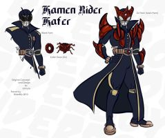 Kamen Rider Kafer by RiderB0y