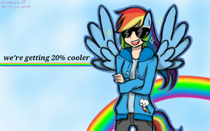 GET COOLER BY 20 PERCENT by Nichan24