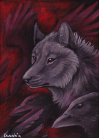 ACEO #125 by Lunakia
