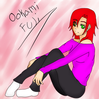 Ookami Livestream drawing by wolfgirl76543