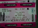 ONE DIRECTON TICKETS by ciencianalove